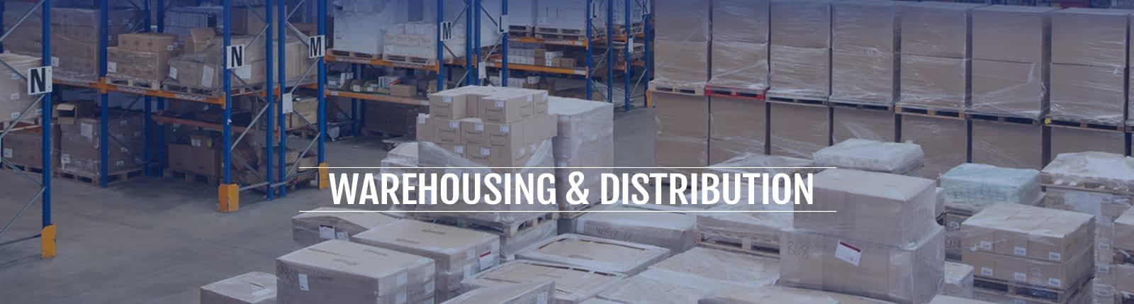 warehousing distribution banner